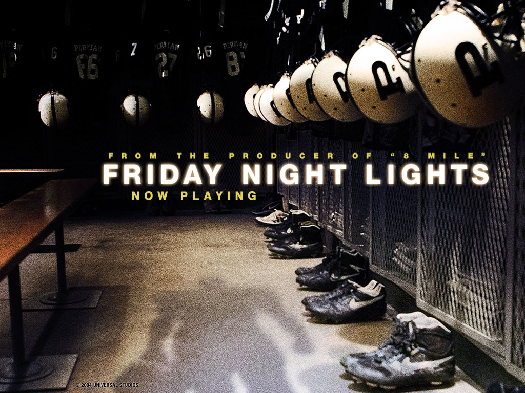 friday night lights movie Download friday night lights yify movies torrent: odessa, texas, is a small, town in texas racially divided and economically dying, there is one night that gives the town something to live for: fr.